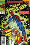 Web of Spider-Man #104 comic books - cover scans photos Web of Spider-Man #104 comic books - covers, picture gallery