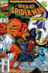 Web of Spider-Man #105 comic books - cover scans photos Web of Spider-Man #105 comic books - covers, picture gallery