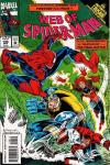 Web of Spider-Man #106 comic books - cover scans photos Web of Spider-Man #106 comic books - covers, picture gallery