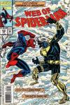 Web of Spider-Man #108 comic books - cover scans photos Web of Spider-Man #108 comic books - covers, picture gallery