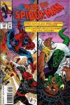Web of Spider-Man #109 comic books - cover scans photos Web of Spider-Man #109 comic books - covers, picture gallery