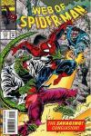 Web of Spider-Man #111 comic books for sale