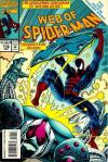 Web of Spider-Man #116 comic books - cover scans photos Web of Spider-Man #116 comic books - covers, picture gallery