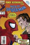 Web of Spider-Man #117 comic books - cover scans photos Web of Spider-Man #117 comic books - covers, picture gallery