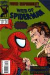 Web of Spider-Man #117 comic books for sale
