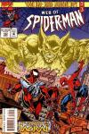 Web of Spider-Man #122 comic books - cover scans photos Web of Spider-Man #122 comic books - covers, picture gallery