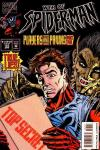 Web of Spider-Man #123 comic books - cover scans photos Web of Spider-Man #123 comic books - covers, picture gallery