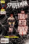 Web of Spider-Man #126 comic books - cover scans photos Web of Spider-Man #126 comic books - covers, picture gallery