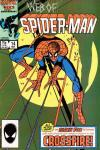 Web of Spider-Man #14 comic books - cover scans photos Web of Spider-Man #14 comic books - covers, picture gallery
