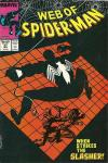 Web of Spider-Man #37 comic books - cover scans photos Web of Spider-Man #37 comic books - covers, picture gallery
