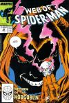 Web of Spider-Man #38 comic books - cover scans photos Web of Spider-Man #38 comic books - covers, picture gallery