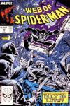 Web of Spider-Man #40 comic books - cover scans photos Web of Spider-Man #40 comic books - covers, picture gallery