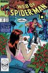 Web of Spider-Man #42 comic books - cover scans photos Web of Spider-Man #42 comic books - covers, picture gallery