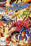 Web of Spider-Man #43 comic books - cover scans photos Web of Spider-Man #43 comic books - covers, picture gallery