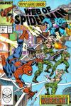 Web of Spider-Man #44 Comic Books - Covers, Scans, Photos  in Web of Spider-Man Comic Books - Covers, Scans, Gallery