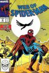 Web of Spider-Man #45 comic books for sale
