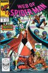 Web of Spider-Man #46 Comic Books - Covers, Scans, Photos  in Web of Spider-Man Comic Books - Covers, Scans, Gallery