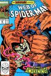 Web of Spider-Man #47 comic books - cover scans photos Web of Spider-Man #47 comic books - covers, picture gallery