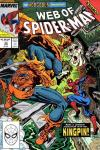 Web of Spider-Man #48 comic books - cover scans photos Web of Spider-Man #48 comic books - covers, picture gallery