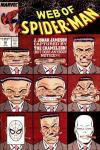 Web of Spider-Man #52 comic books - cover scans photos Web of Spider-Man #52 comic books - covers, picture gallery