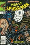 Web of Spider-Man #55 comic books - cover scans photos Web of Spider-Man #55 comic books - covers, picture gallery