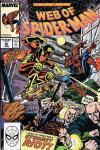 Web of Spider-Man #56 Comic Books - Covers, Scans, Photos  in Web of Spider-Man Comic Books - Covers, Scans, Gallery