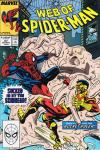 Web of Spider-Man #57 comic books - cover scans photos Web of Spider-Man #57 comic books - covers, picture gallery