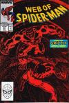 Web of Spider-Man #58 comic books - cover scans photos Web of Spider-Man #58 comic books - covers, picture gallery