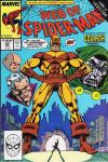 Web of Spider-Man #60 Comic Books - Covers, Scans, Photos  in Web of Spider-Man Comic Books - Covers, Scans, Gallery