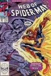 Web of Spider-Man #61 comic books - cover scans photos Web of Spider-Man #61 comic books - covers, picture gallery
