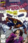 Web of Spider-Man #63 comic books - cover scans photos Web of Spider-Man #63 comic books - covers, picture gallery