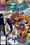 Web of Spider-Man #64 comic books - cover scans photos Web of Spider-Man #64 comic books - covers, picture gallery
