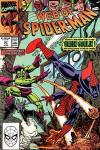 Web of Spider-Man #67 comic books - cover scans photos Web of Spider-Man #67 comic books - covers, picture gallery