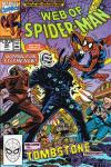 Web of Spider-Man #68 comic books - cover scans photos Web of Spider-Man #68 comic books - covers, picture gallery