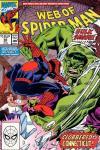 Web of Spider-Man #69 comic books - cover scans photos Web of Spider-Man #69 comic books - covers, picture gallery