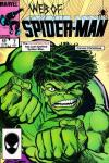 Web of Spider-Man #7 comic books - cover scans photos Web of Spider-Man #7 comic books - covers, picture gallery