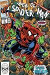Web of Spider-Man #70 comic books - cover scans photos Web of Spider-Man #70 comic books - covers, picture gallery