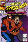 Web of Spider-Man #71 comic books - cover scans photos Web of Spider-Man #71 comic books - covers, picture gallery