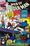 Web of Spider-Man #72 comic books - cover scans photos Web of Spider-Man #72 comic books - covers, picture gallery