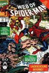 Web of Spider-Man #77 comic books - cover scans photos Web of Spider-Man #77 comic books - covers, picture gallery