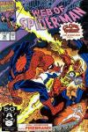 Web of Spider-Man #78 comic books - cover scans photos Web of Spider-Man #78 comic books - covers, picture gallery