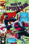 Web of Spider-Man #81 comic books - cover scans photos Web of Spider-Man #81 comic books - covers, picture gallery