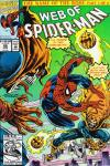 Web of Spider-Man #86 comic books - cover scans photos Web of Spider-Man #86 comic books - covers, picture gallery