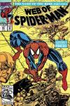 Web of Spider-Man #87 comic books - cover scans photos Web of Spider-Man #87 comic books - covers, picture gallery