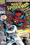 Web of Spider-Man #88 Comic Books - Covers, Scans, Photos  in Web of Spider-Man Comic Books - Covers, Scans, Gallery