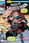 Web of Spider-Man #89 comic books - cover scans photos Web of Spider-Man #89 comic books - covers, picture gallery