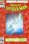 Web of Spider-Man #90 comic books - cover scans photos Web of Spider-Man #90 comic books - covers, picture gallery
