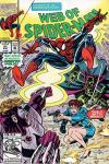Web of Spider-Man #91 comic books - cover scans photos Web of Spider-Man #91 comic books - covers, picture gallery