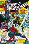 Web of Spider-Man #92 comic books - cover scans photos Web of Spider-Man #92 comic books - covers, picture gallery