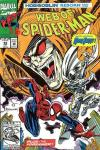 Web of Spider-Man #93 comic books - cover scans photos Web of Spider-Man #93 comic books - covers, picture gallery
